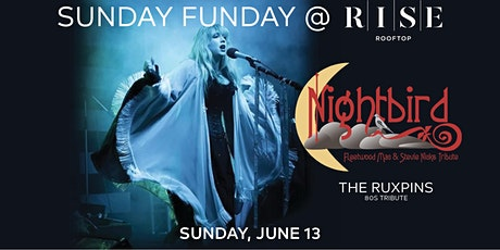 Nightbird - Fleetwood Mac & Stevie Nicks Tribute @ RISE Rooftop tickets