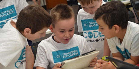 Kids Coding Workshop - Canberra -   Tynker (5 - 9 Years old) tickets