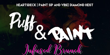 Puff & Paint Infused Brunch tickets