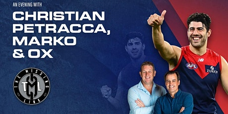 An Evening with Christian Petracca, Marko and Ox tickets