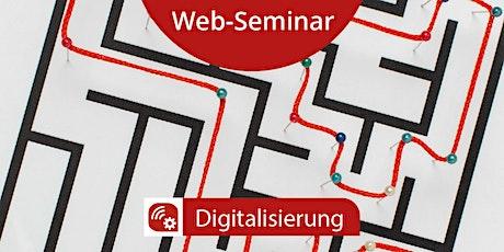 Hebelworkshop: Erfolgreich in die Digitalisierung starten Tickets