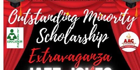 Outstanding Minority Scholarship:  Jazz, Jokes, & Jams tickets