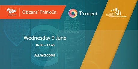 ADAPT Citizens' Think-In on Data Ethics, Privacy and Trust tickets