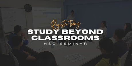Study Beyond Classrooms - Efficient strategies to prepare for HSC exams tickets