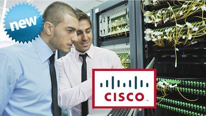 Free (funded by SAAS) Cisco Certified Network Associate (CCNA) Course. image