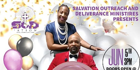 SOD NATION 11TH PASTORAL & CHURCH ANNIVERSARY tickets