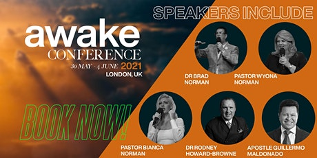 Awake Conference 2021 tickets