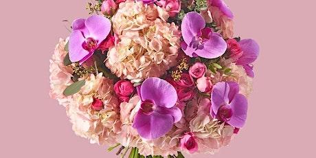 Quirky Handtied Bouquet Workshop tickets