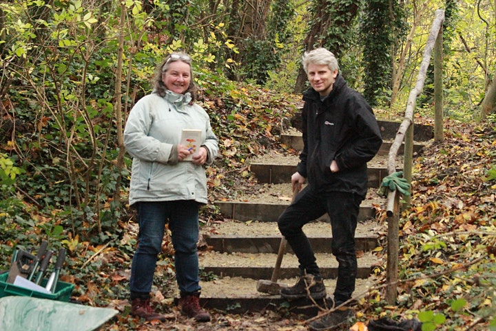 Friends of Garthorne Road Nature Reserve Conservation Workday image