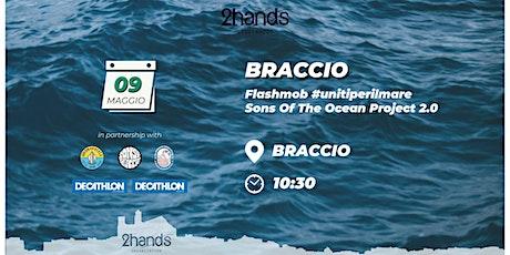 #15 Cleanup #unitiperilmare - Braccio biglietti