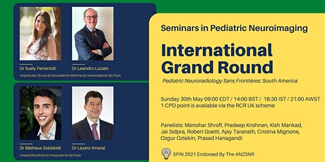 SPIN International Grand Round: Cases From South America tickets