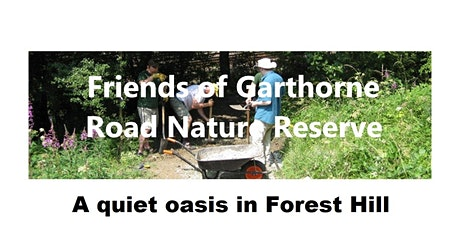 Friends of Garthorne Road Nature Reserve Conservation Workday tickets
