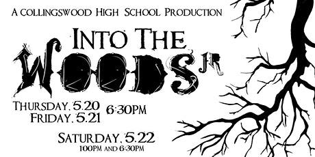 Collingswood High School presents INTO THE WOODS JR. tickets