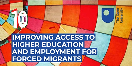 Improving Access to Higher Education and Employment for Forced Migrants tickets