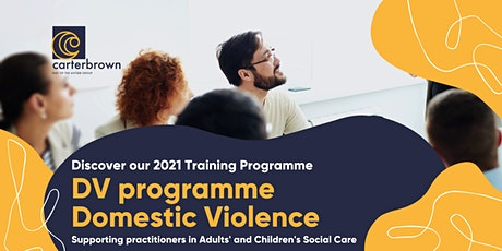 DV programme - Domestic Abuse tickets
