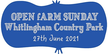 Open Farm Sunday tickets
