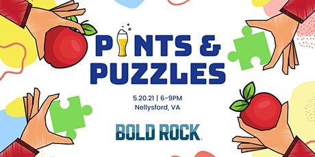 Pints & Puzzles tickets