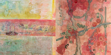 Exhibition Visit: Frank Bowling | Ellen Gallagher. May tickets