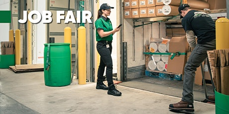 Minneapolis Driver and Dock Worker Job Fair tickets