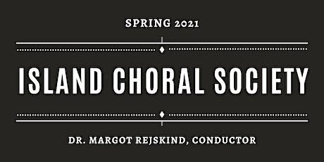 Island Choral Society Spring Taster tickets