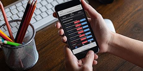 Découvrez la plateforme de trading IG billets
