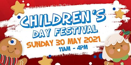 Children's Day Festival tickets
