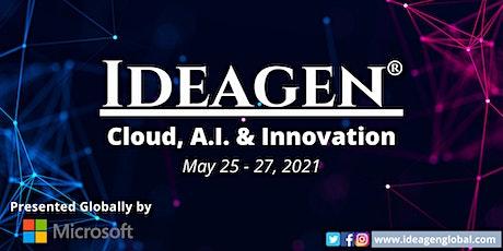 Ideagen TV Original Production: The Ideagen Cloud, AI, and Innovation 2030 tickets