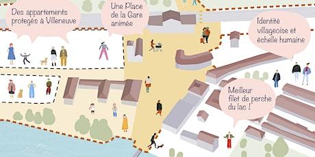 Villeneuve - Ateliers d'Urbanisme Participatif tickets