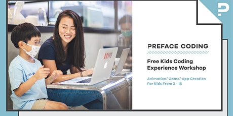 Tai Koo | 2021 Free Kids Coding Experience Workshop | Summer Boot Camp tickets
