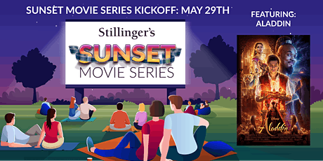 Stillinger's Sunset Movie Series Kickoff tickets