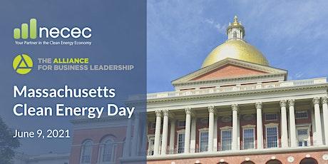 Massachusetts Virtual Clean Energy Day tickets