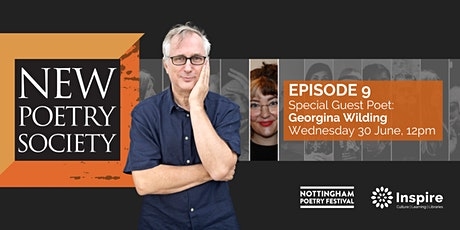 Henry Normal's New Poetry Society: Episode 9 with Georgina Wilding tickets