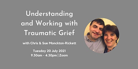 Understanding and Working with Traumatic Grief tickets