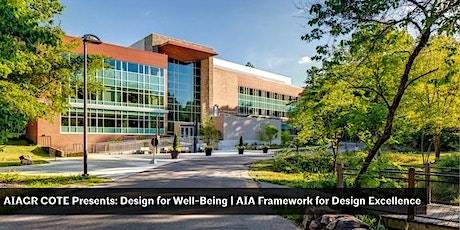Design for Well-Being | AIA Framework for Design Excellence Webinar tickets