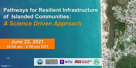 Pathways for Resilient Infrastructure of Islanded Communities tickets