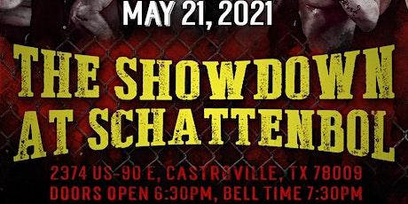 The Showdown at Scahttenbol tickets