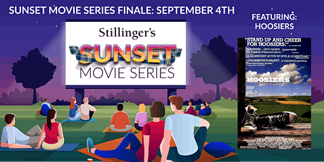 Stillinger's Sunset Movie Series Finale tickets