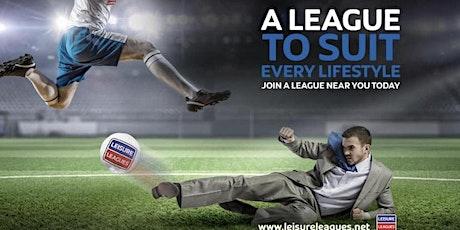 6 a side football league tickets