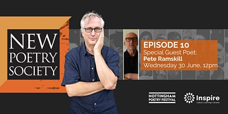 Henry Normal's New Poetry Society: Episode 10 with Pete Ramskill tickets