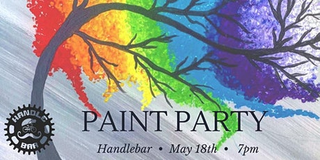 May HandleBar Paint Party tickets