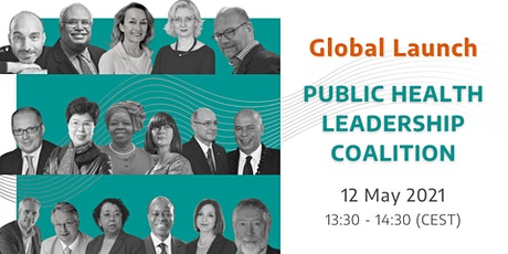 Global Launch of the Public Health Leadership Coalition tickets