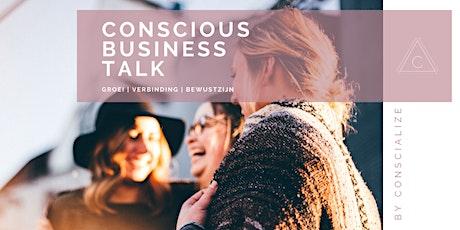 Conscious Business Talk - Het Online Netwerkevent voor Ondernemers tickets