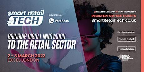 Smart Retail Tech Expo tickets