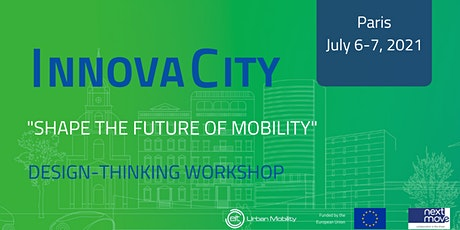 InnovaCity Paris| Mobility Workshop Online tickets