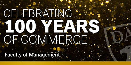 Celebrating 100 Years of Commerce with a Conference and Conversation tickets