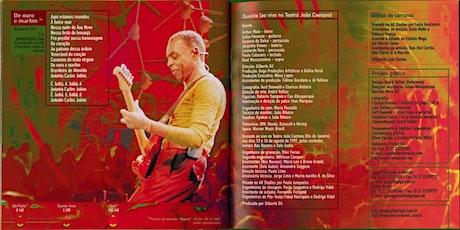 Tuesday Night WORLD Record Club: Gilberto Gil's Quanta Live tickets