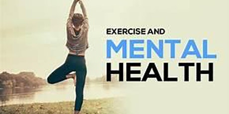August Wellbeing Network - Exercise and Mental Health tickets