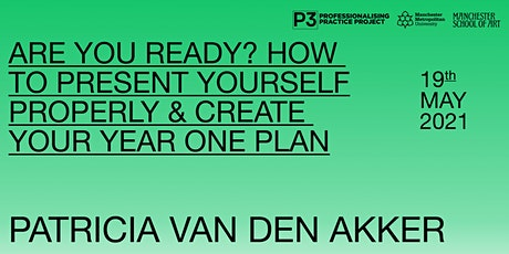 Are you ready? How to present yourself properly & create your year one plan tickets