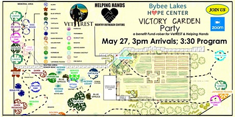 Bybee Lakes Victory Garden Party with VetREST & Helping Hands tickets