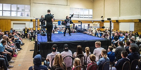 Live Wrestling in Harlow tickets